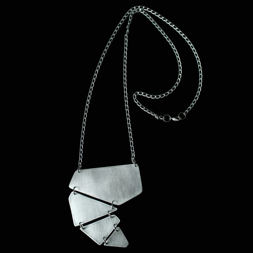 necklace,jewelry,metal,handmade,fashion,geometrical